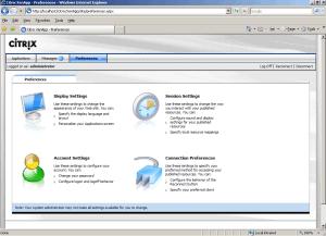 web-interface-preference-white