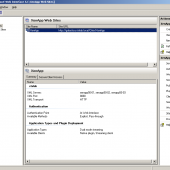 Web Interface 5.1.1 Management Console Preview