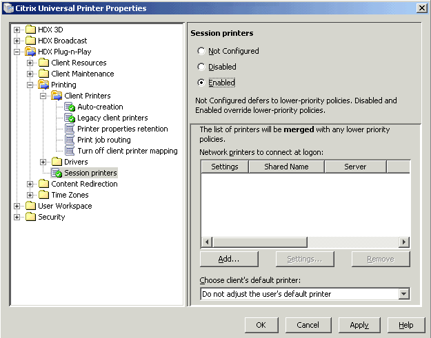 Citrix Universal Print Driver - The Working Setup - xenappblog