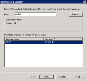 Network Load Balancing NLB 02 300x279 How to Load Balance Citrix Web Interface with NLB