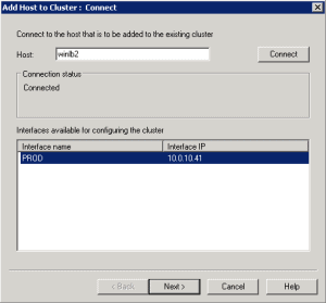 Network Load Balancing NLB 10 300x279 How to Load Balance Citrix Web Interface with NLB