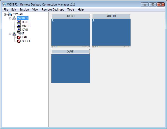 Windows 7 Remote Desktop Manager 2021.1.36.0 full