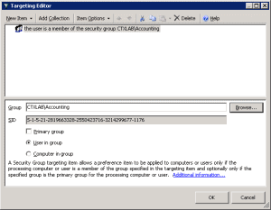Map Network Drive Group Policy 03 300x233 Using Group Policy to hide and map specified drives