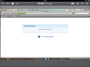 GoToManage Citrix iPad x 300x225 Citrix GoToManage   iPad Remote Support