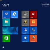 Customize Windows 2012 Start Screen Using Group Policy